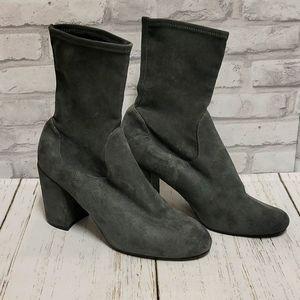 Halogen Jacy Sock Booties